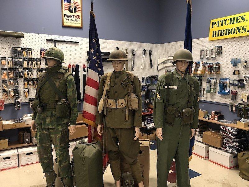 Military Surplus Modifications