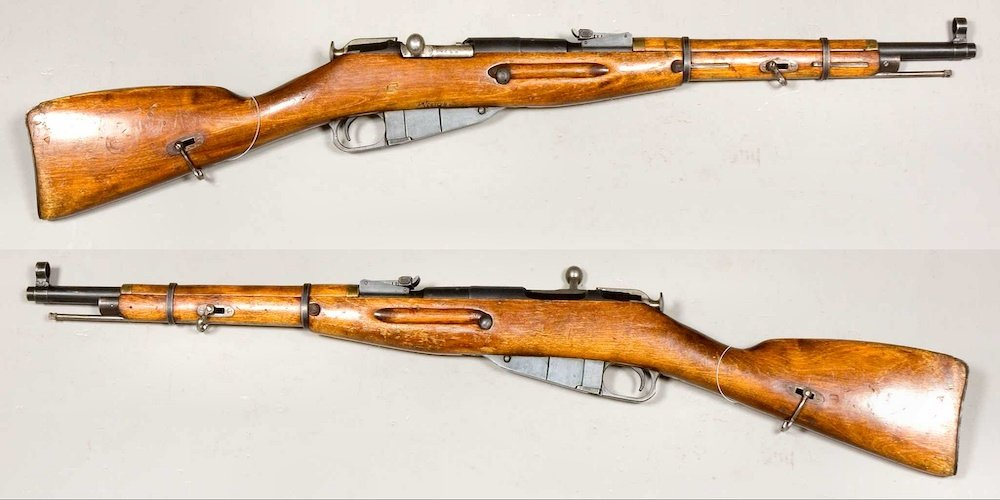 Mosin Nagant Trigger Modifications