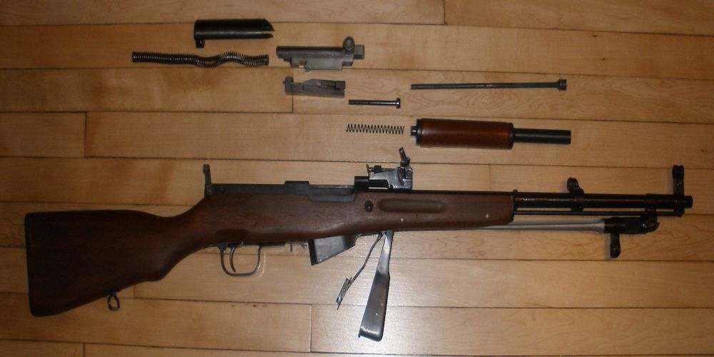 History of the SKS